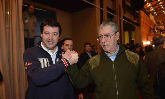 La-Lega-Nord-si-infiamma-per-scontro-su-vitalizio-Salvini-Bossi