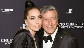 "Lady Gaga e Tony Bennett cantano ""Anything goes"" ed è boom di clic su YouTube"