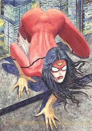 Spider Woman da urlo disegnata da Milo Manara e scoppia la polemica