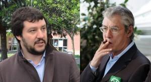 Lega-Nord-Salvini-smentisce-litigio-con-Bossi-è-annuncia-querele