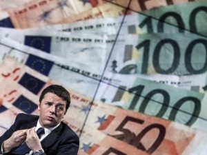 Pensioni e bonus 80 euro famiglie numerose sono le priorità dell'esecutivo Renzi