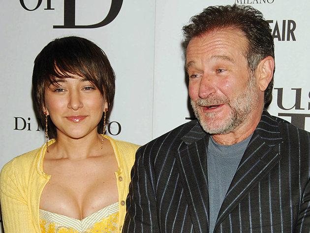 Clamoroso, figlia di Robin Williams Zelda ha deciso di abbandonare i social network