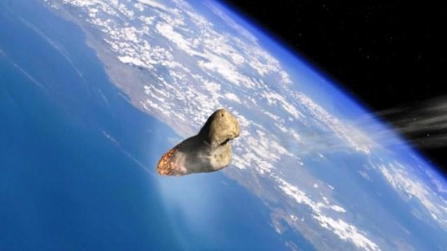 L'asteroide 2014RC è passato vicino alla Terra