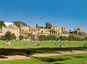 Roma Palatino riaperta dopo restauri la maestosa residenza di Augusto