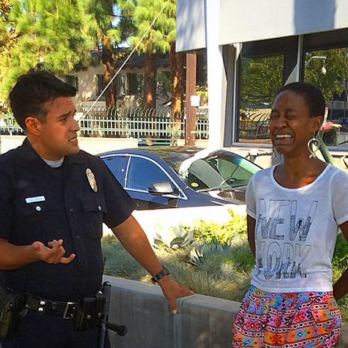 Usa choc per arresto Daniela Watts attrice di Django, ora si indaga per razzismo