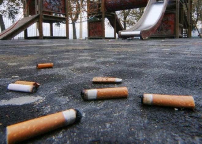 Multe esose per coloro che gettano sigarette e gomme da masticare a terra