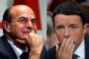 Bersani-polemizza-con-Renzi- il-doppio-incarico-è-un-problema-che-va-discusso