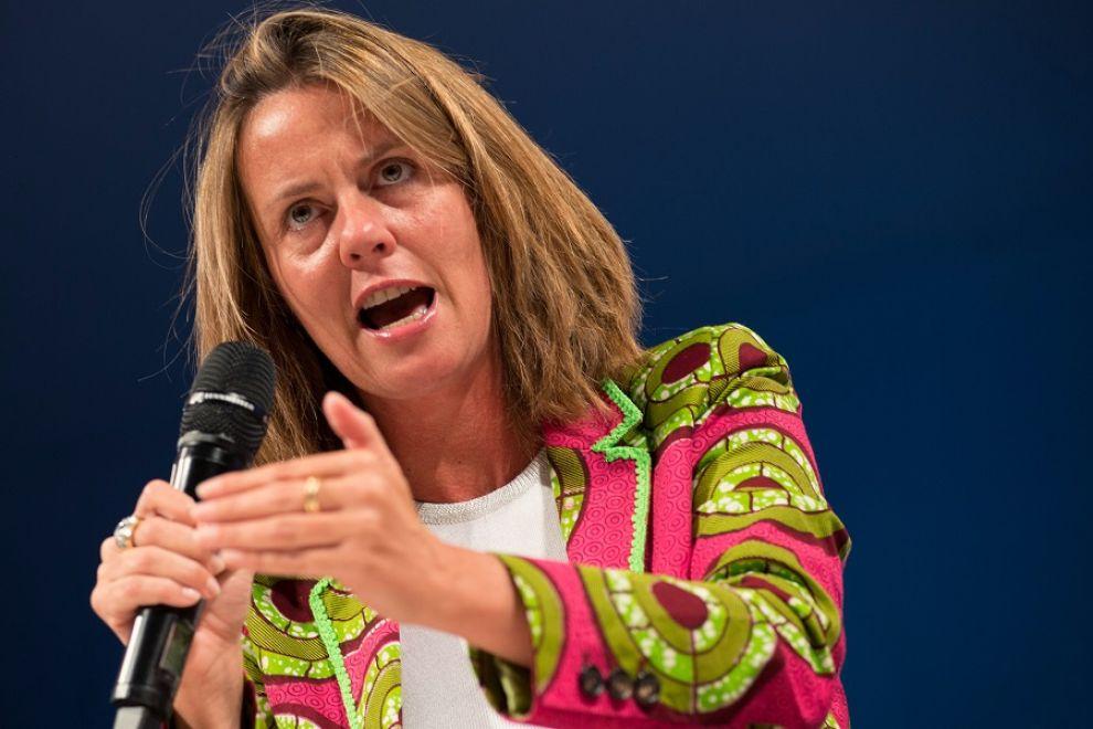 Beatrice Lorenzin ringrazia Umberto Veronesi per 20 anni di lotta contro il cancro