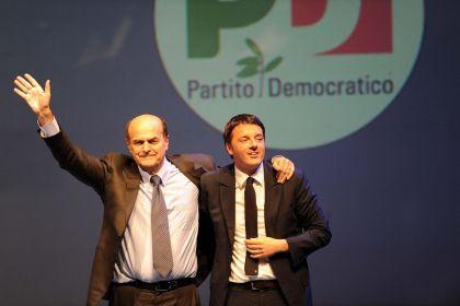 Bersani a Renzi: le dimissioni da segretario del Pd io le avrei date