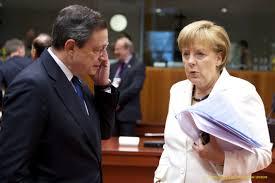 Merkel sente telefonicamente Draghi e domanda : che fine ha fatto l'austerity