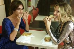 Blasi-e-Toffanin-dopo-matrimonio-Hunziker-sosta-autogrill-per-un-panino
