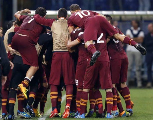 Diretta Sampdoria – Roma streaming: live oggi Sky Go formazioni ufficiali
