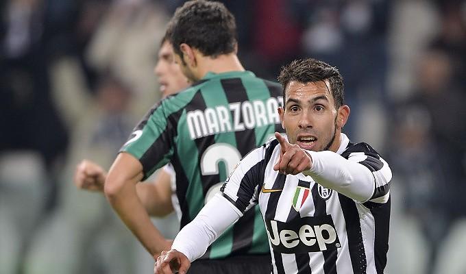 Diretta partite streaming Sassuolo – Juventus: live oggi su Sky Go