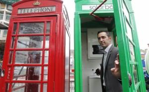 """Londra-le-famose-cabine-telefoniche-rosse-diventano-verdi-e-dei-""""Solarbox"""""""