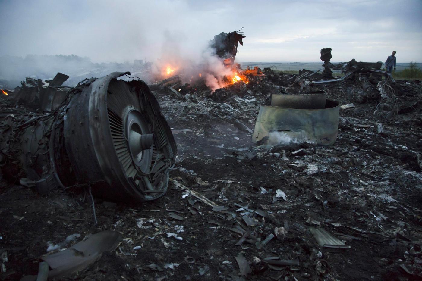 Germania-servizi-segreti-aereo- Malaysia-Airlines-abbattuto-in-Ucraina-da-filorussi