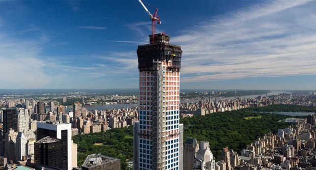 New york terminato grattacielo con attico pi alto e for Alto pericolo il tuo account e stato attaccato