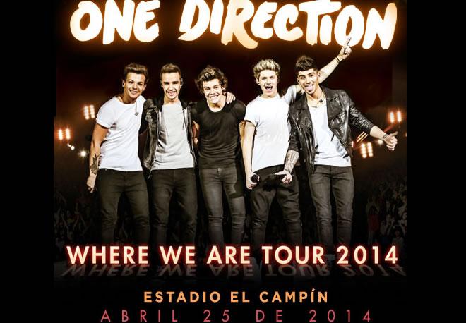 """One Direction """"Where We Are"""" boom in Italia è già record d'incassi"""
