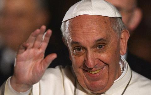 """Papa Francesco, """"il Big Bang non esclude l'esistenza di Dio"""""""