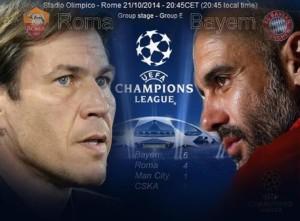 Roma – Bayern-Monaco-diretta-streaming- live-oggi-su-Sky-Go-Timvision-e-Skyonline