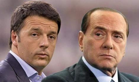 Silvio-Berlusconi-chiama-Renzi-e-lo-rassicura-nessuno-stop-a-patto-nazareno