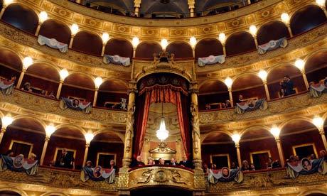 Roma, Teatro dell'Opera no ad Aida e Figaro si inizia nel 2015