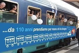 Treno-Unitalsi-destinato-a-Lourdes-bloccato-per-parecchie-ore-a-Ventimiglia