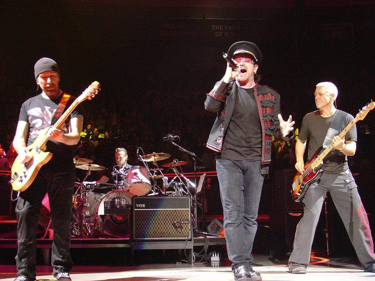 """U2-e-Bono-Vox-in-Italia-delirio-dei-fan-boom-ascolti-a-""""Che-tempo-che-fa"""""""