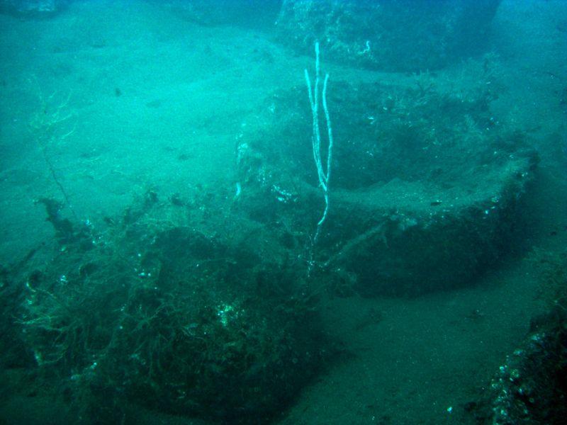 Lipari, la sensazionale scoperta del Porto Romano visibile grazie a tunnel sottomarino