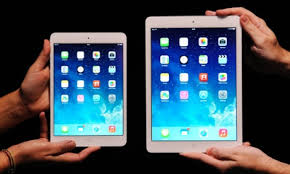Apple, succulenti novità su nuovi tablet iPad Air 2 e iPad mini 3
