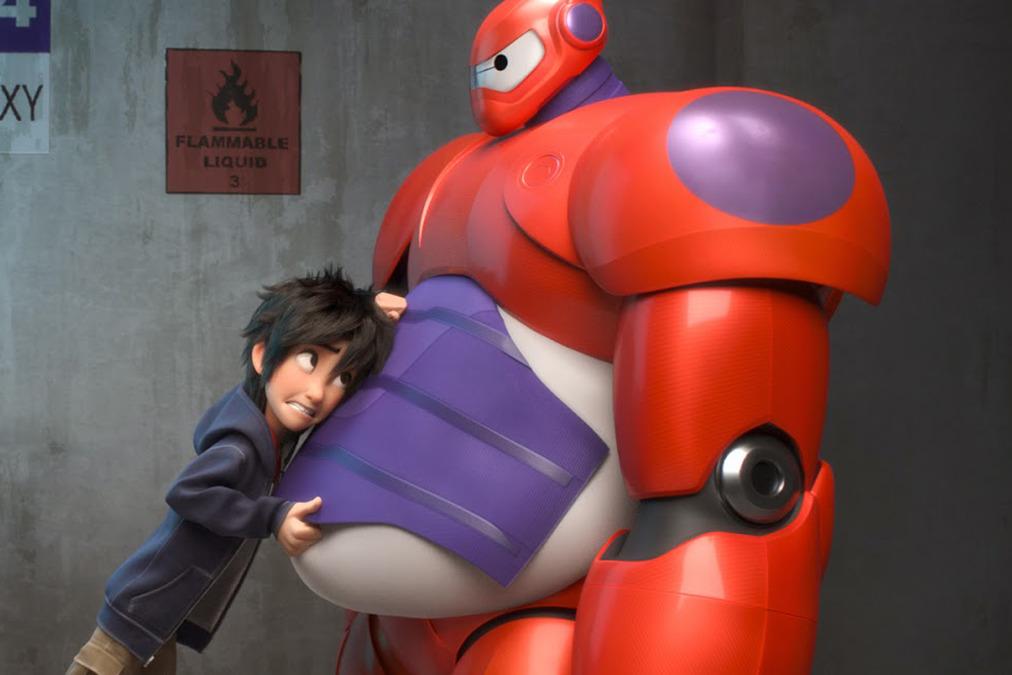 """""""Big Hero 6"""" il nuovo film prodotto dalla Disney che uscirà a Natale"""