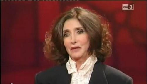 """""""Che tempo che fa"""" standing ovation per Anna Marchesini da tempo malata"""