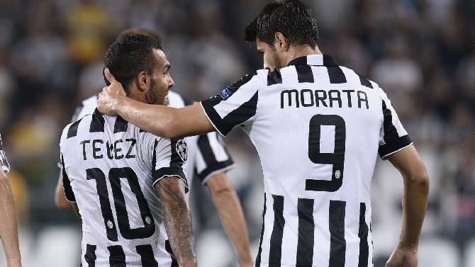 Diretta Juventus – Olympiakos streaming live oggi su Sky Online
