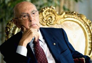 Giorgio Napolitano, Isis altissimo rischio per l'Italia