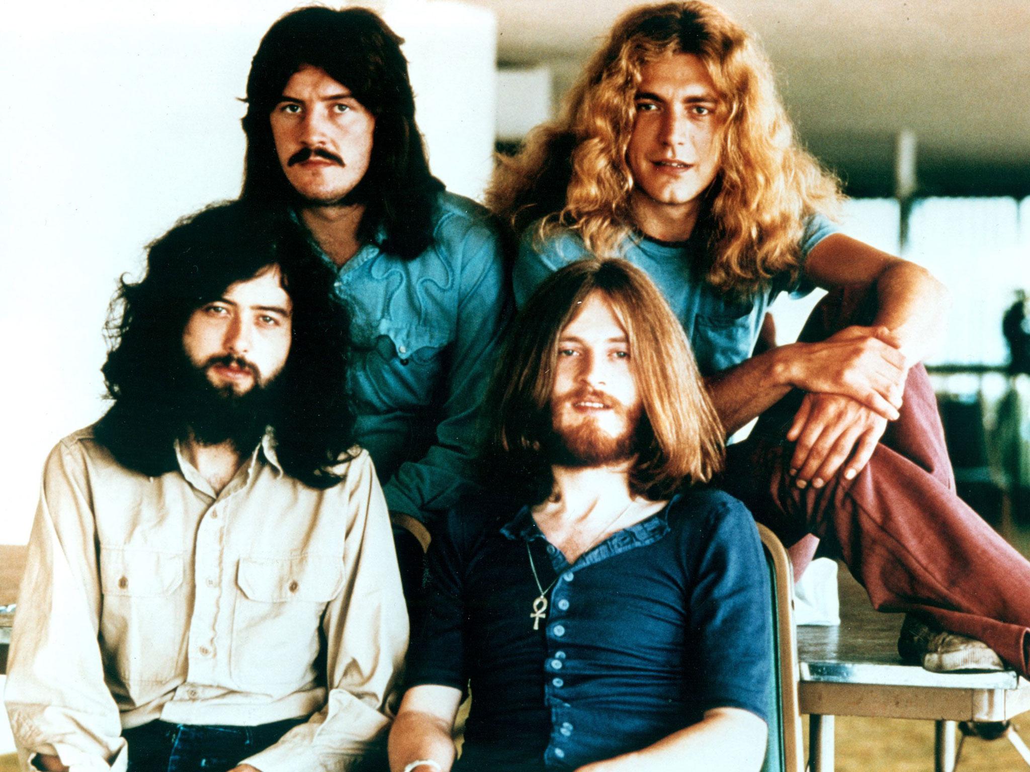 """Led Zeppelin, """"Virgin proposta indecente"""" 500 milioni per Réunion, Plant dice no"""