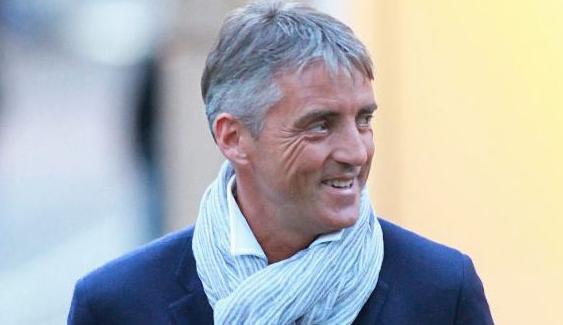Mancini elogia i giocatori dell'Inter, ma aspetta Alessio Cerci