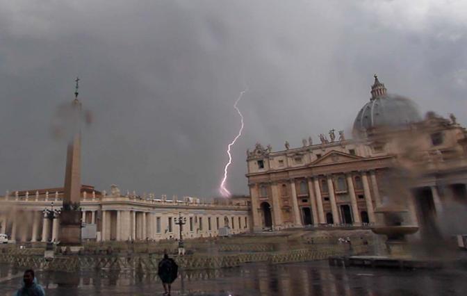 Nubifragio roma oggi ultime notizie viabilit for Cronaca galatina oggi