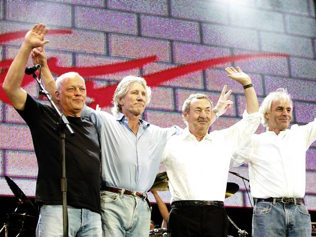 """Pink Floyd con """"The Endless River"""" ricordano l'immortale Rick Wright"""