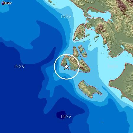 Terremoti in tempo reale oggi: forte scossa in Grecia avvertita in Puglia