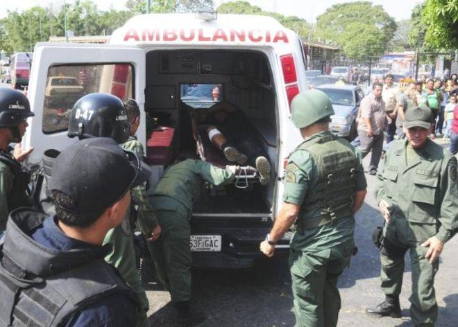 Venezuela rivolta in carcere muoiono 21 detenuti per aver ingerito miscela farmaci