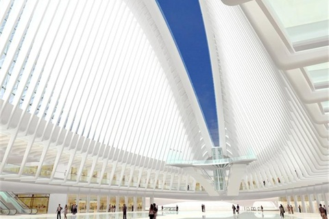 World Trade Center, inaugurata mega stazione metro dopo l'11 settembre 2001