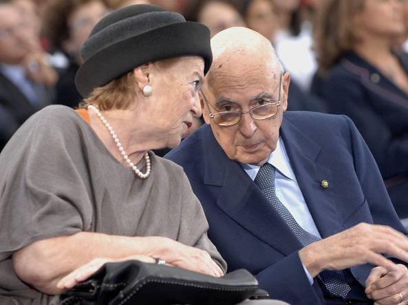 Clio Napolitano addio al Quirinale a giorni il trasloco