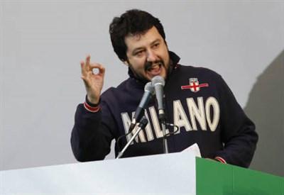 """Lega, Salvini a Berlusconi """"Non esistono leadership a vita"""""""