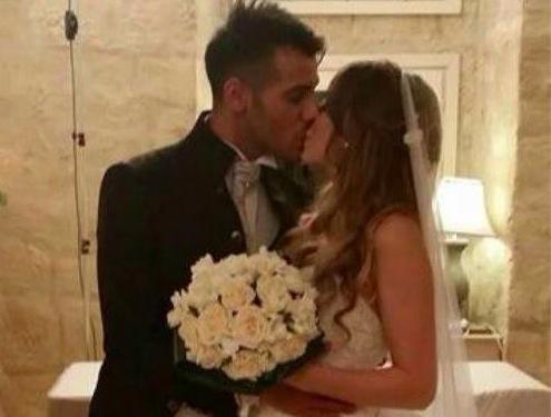 Uomini e donne, Aldo e Alessia si sono uniti in matrimonio
