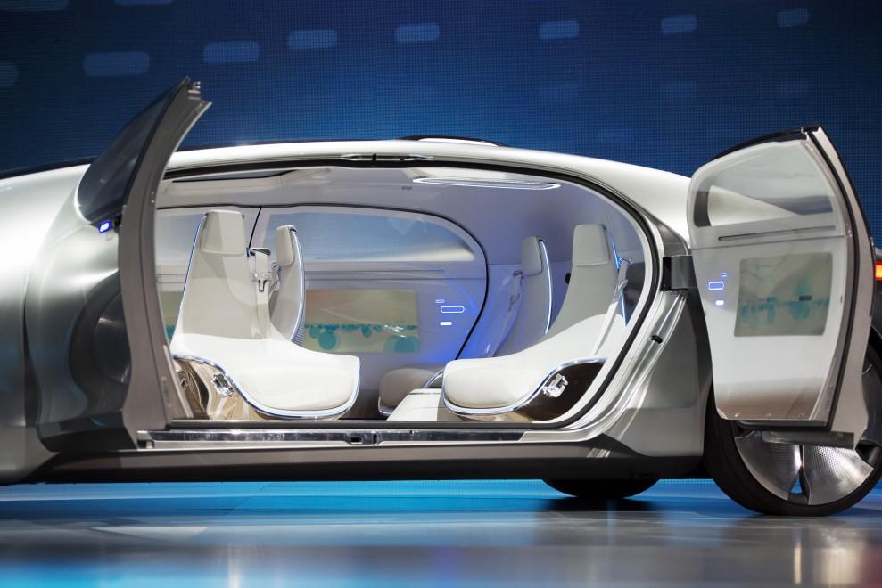 Ces 2015 Las Vegas protagonisti droni e automotive