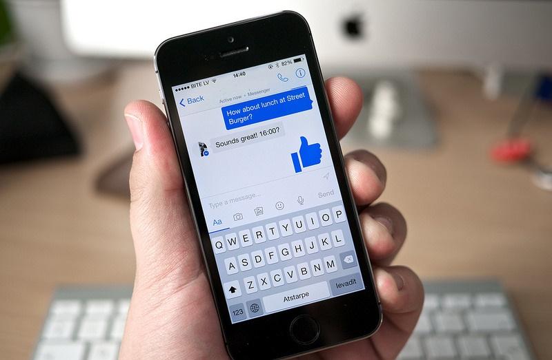 Facebook, Messenger avrà la possibilità della dettatura vocale
