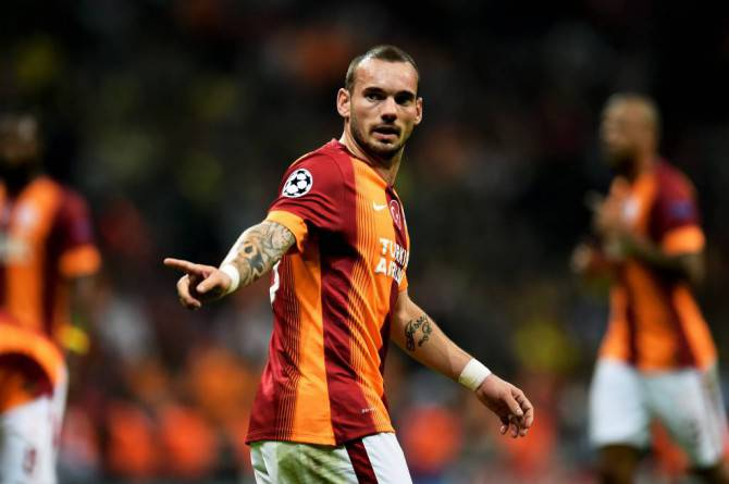 Juventus l'obiettivo di gennaio è Wesley Sneijder