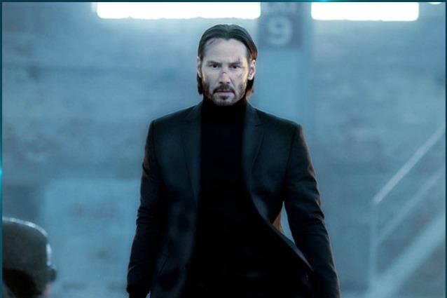 Keanu Reeves è John Wick un ex killer che torna a uccidere