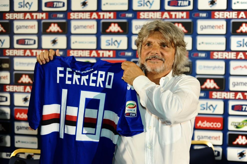 Massimo-Ferrero-tweet-con-errore-grammaticale-sui-laziali