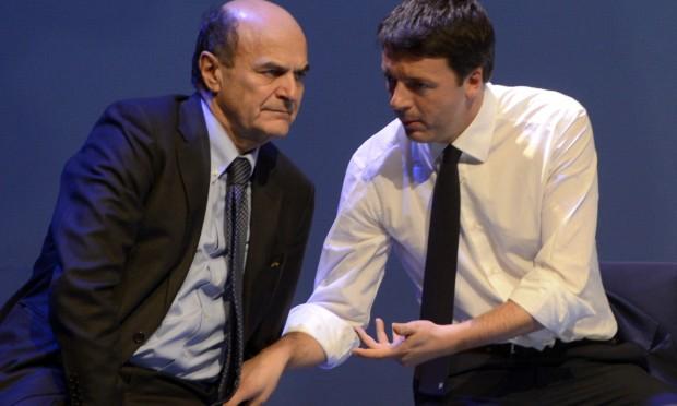 Bersani rompe con Renzi su legge elettorale e Job Act