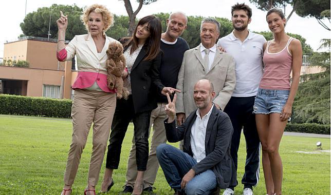 """Claudio Bisio torna al cinema con la commedia """"Ma che bella sorpresa"""""""
